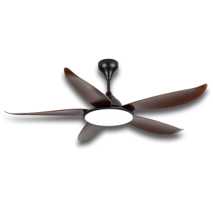 Venzo 56 Dark Wood Signature Fan