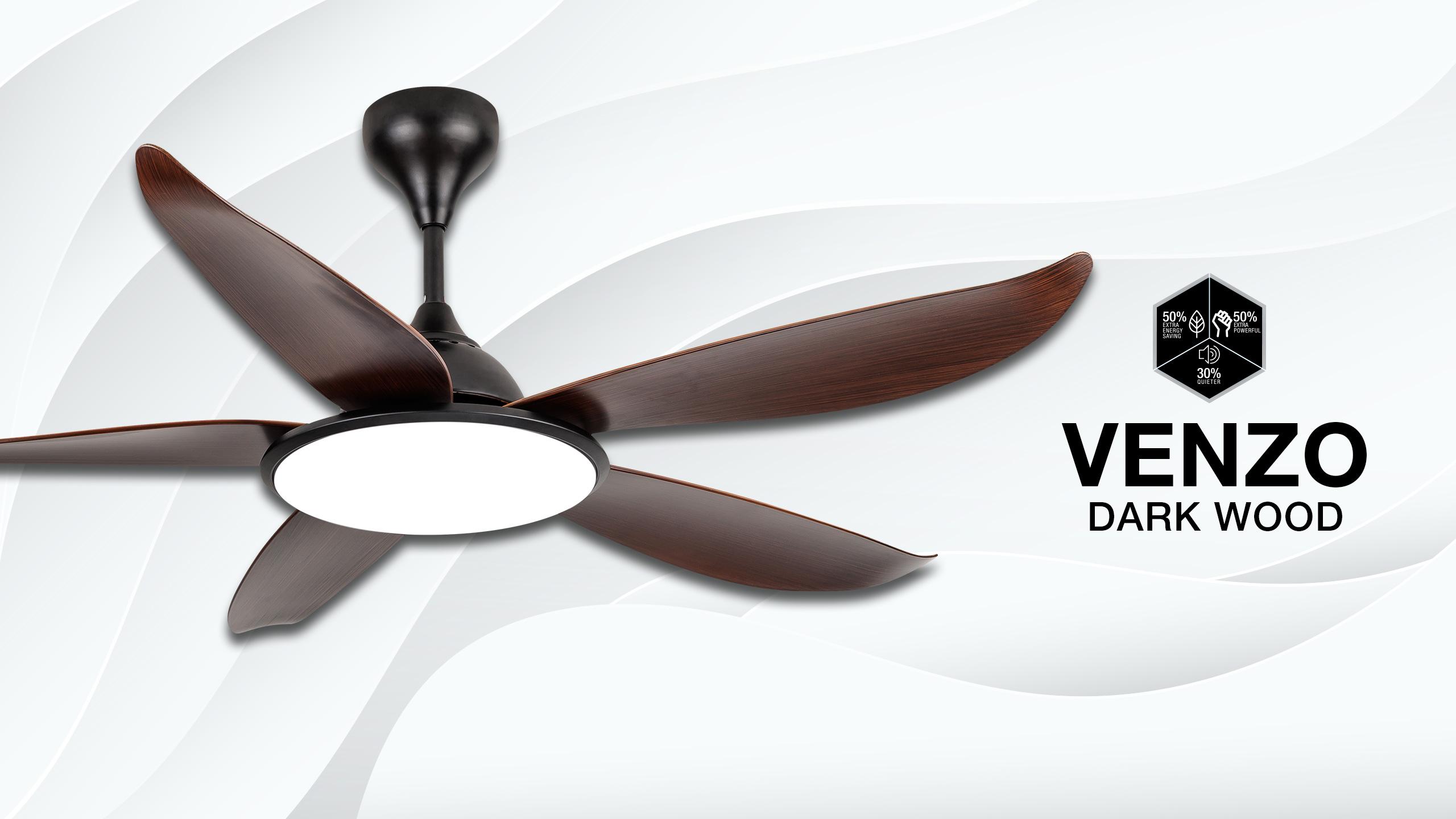 Venzo56 Ceiling Fan